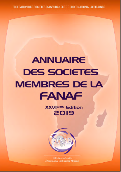 Annuaire FANAF 2017, 26eme Edition